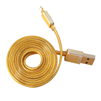Remax Iphone Gold Cable