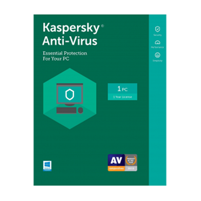 Kaspersky Anti - Virus 2 User