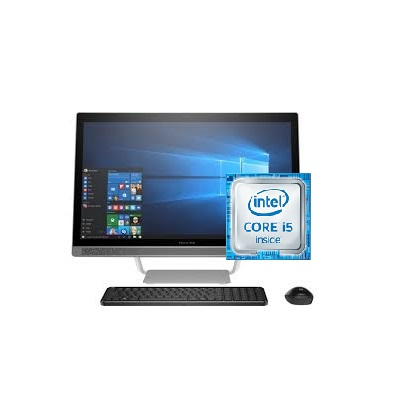 HP Pavilion 27 All In One A210T Inter Core i5 Desktop 27 Inch 8 GB RAM 1 TB SATA - Recertified