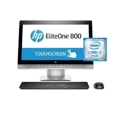 HP EliteOne 800 G2 All In One Inter Core i7 Desktop 23.8 Inch 4 GB RAM 500 GB Hard Drive - Recertified