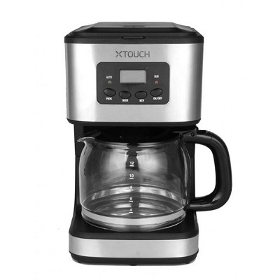 X Touch Coffee Maker 1501 - Black