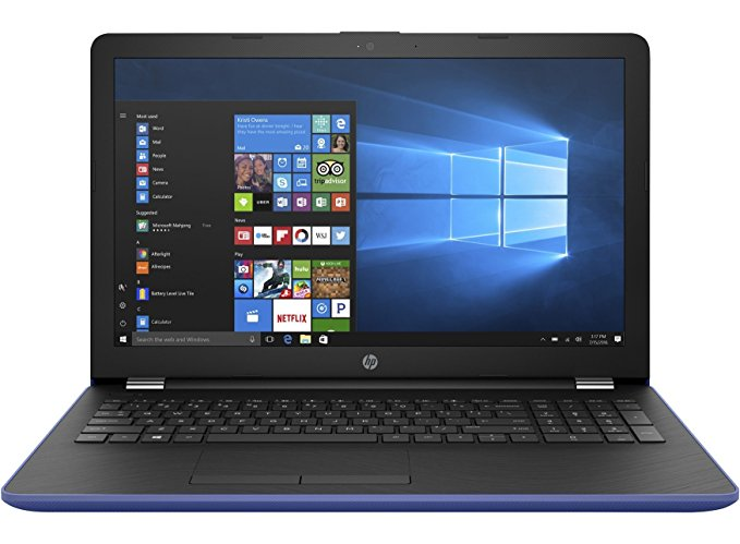 HP Notebook - 15-bs016cy