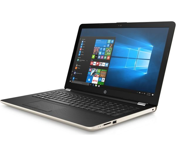 HP Notebook - 15-bs162sa