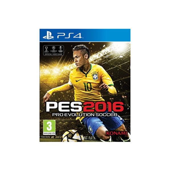 PS4 Game - Pro Evolution Soccer 2016 By Konami