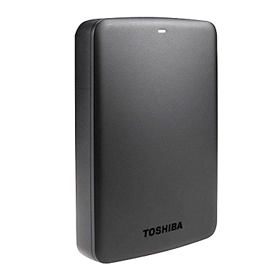 Toshiba Canvio Basic 3 TB External Hard Drive