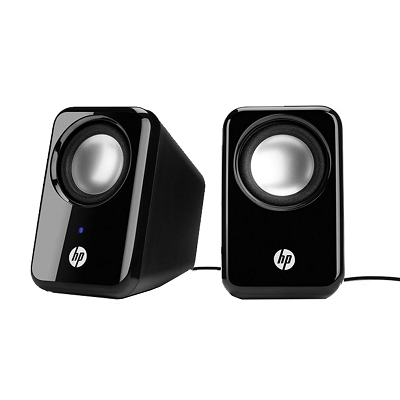 HP Multimedia Speakers - BR367AA - Black