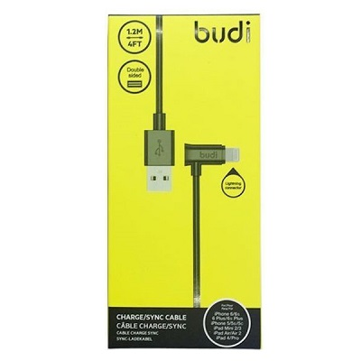 Budi Lightning To USB Cable - M8J149