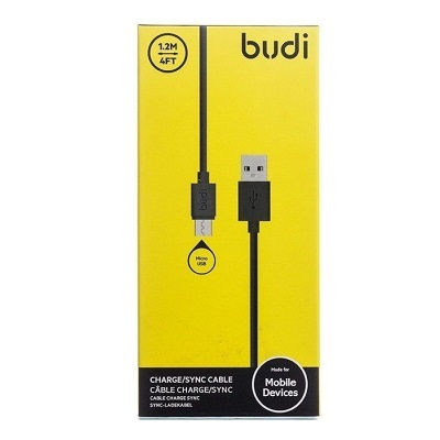 Budi Type C to USB Charger Cable - M8J150T