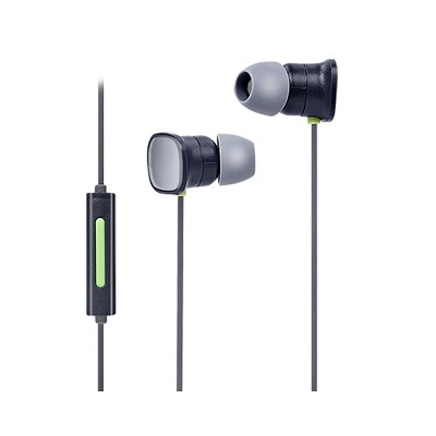 Budi Earphone Handsfree with Remote & Mic - M8JEP06