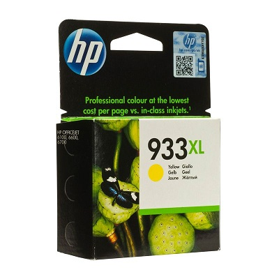 HP 933XL Yellow Ink