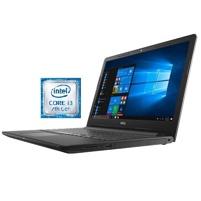 Dell Inspiron i3567 - 3276 Intel Core i3 laptop 15.6 Inch 8 GB RAM 1 TB Hard Drive - Black