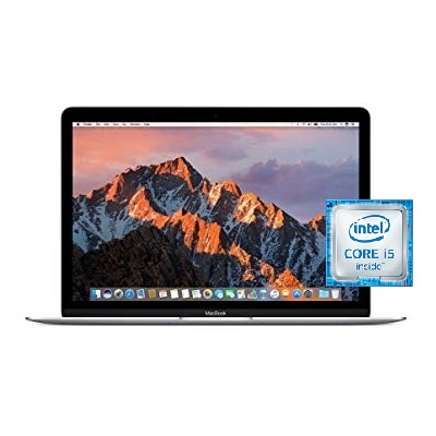 APPLE MacBook MNYJ2LL/A Intel Core i5 Laptop 12 Inch 8 GB RAM 512 GB Solid State Drive MacOS Sierra