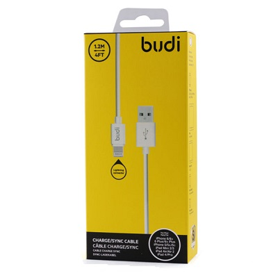 Budi Lightening USB Cable For Iphone - M8J023L