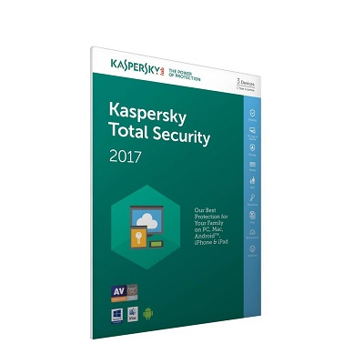 Kaspersky Total Security 4 Users
