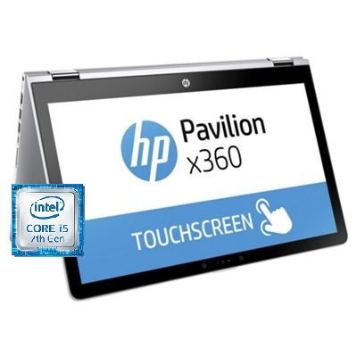 HP Pavilion X360 15 BR068CL Inter Core i5 Laptop 15.6 Inch 8 GB RAM 500 GB Hard Drive - Recertified