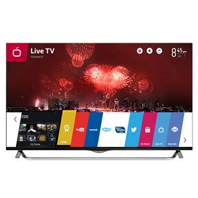 LG ULTRA HD 4K TV 55 Inch - UB850T