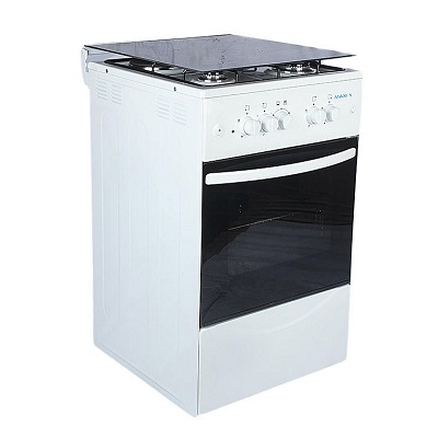 LG Gas Cooker Table Top 4 Burners MAXI 50504B IGL White