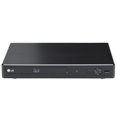 LG DVD Player 3D Blu-Ray - BP450