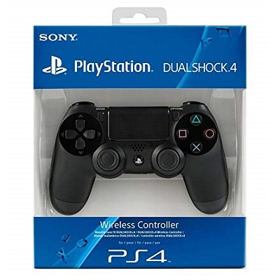 Ps4 Dual Shock 4 Wireless  Controler Black