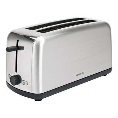 Kenwood Toaster Stainless Steel 4 Slice - TTM470 - Dreamworks Integrated Systems